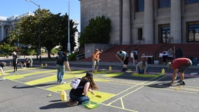 Interest grows in upcoming Martinez protest after mural is defaced