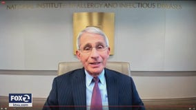 Dr. Fauci discusses COVID-19 with Stanford University dean of medicine