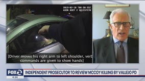 Expert criminal attorney weighs in announcement of independent prosecutor to review McCoy killing by Vallejo police