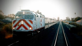Caltrain fatally strikes person in Redwood City