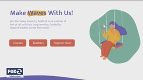 Harvard student develops Wave Learning Festival, offers free online courses