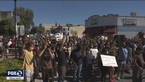 Large Black Lives Matter march held in Martinez