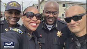 Breaking Barriers: Richmond's new top cop the only Black female police chief in California