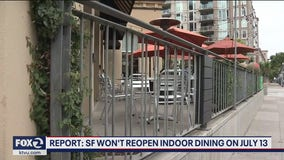 San Francisco backs down from indoor dining