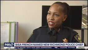 Richmond hires is first Black female police chief