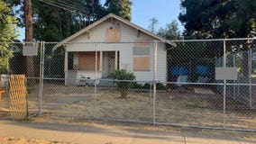 Fremont police work with private contractors to board up nuisance property