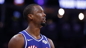 Sacramento Kings forward Harrison Barnes tests positive for COVID-19