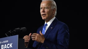 Biden, Trump facing off on wildfires, climate change