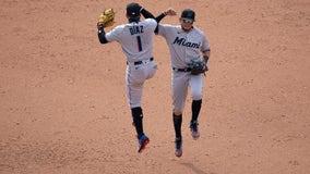 2 MLB games postponed as Marlins deal with virus outbreak