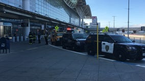 BART station at SFO closed due to police activity