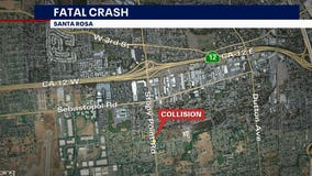 Two men killed, three others hospitalized in Santa Rosa two-car crash