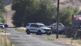 Santa Clara Co. Sheriff's Department investigating human remains found in San Jose