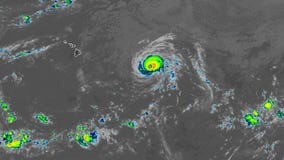 First hurricanes threatening the U.S. since the pandemic began are headed to Hawaii and Texas