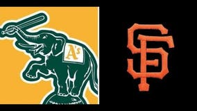 Giants, A's release schedules for 2020 MLB season