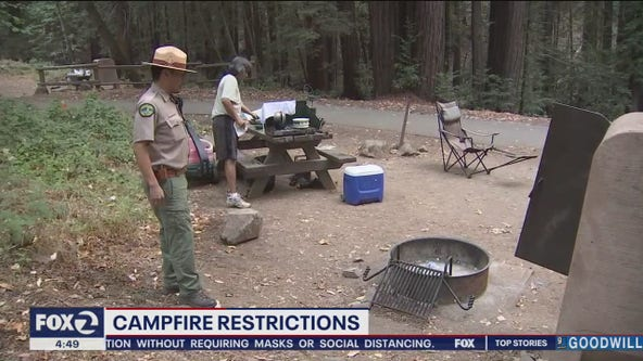 Campfire restrictions expected due to wildfire threat