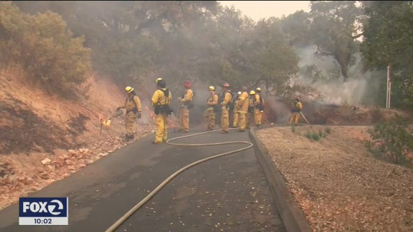 Challenges ahead as California prepares for fire season