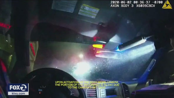 Deadly shootings from inside cop cars raising questions