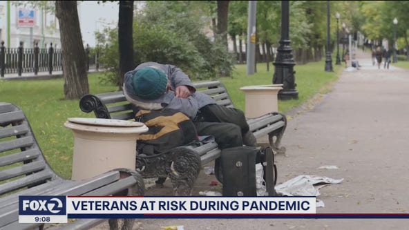 Veterans at risk during COVID-19 pandemic