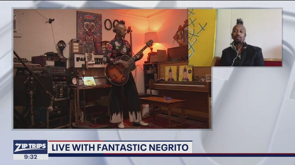 Pandemic not slowing down Fantastic Negrito