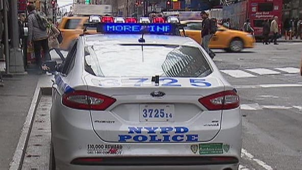 Officer suspended for blaring 'Trump 2020' from NYPD vehicle