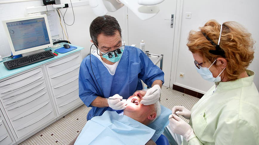 Put off routine dental visits until virus risk slows, WHO says