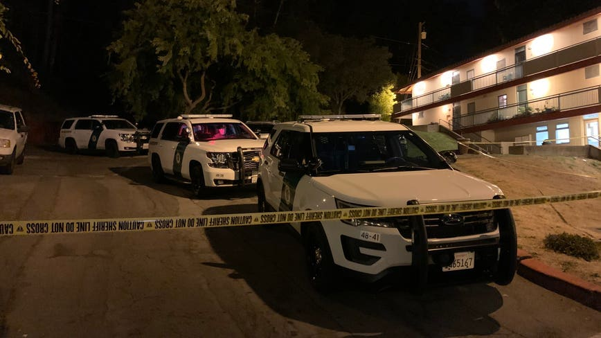 1 person hospitalized in Sausalito shooting, Marin Co. Sheriff investigating