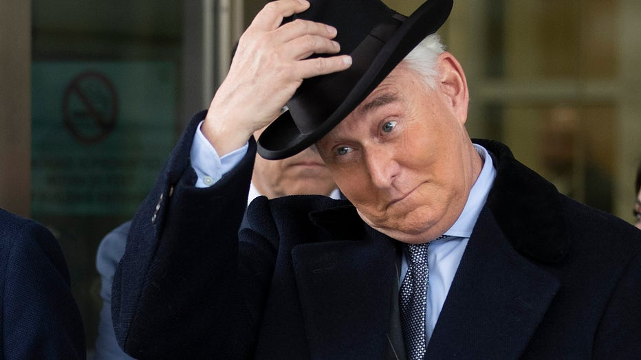 f7601d12-Trump Confidant Roger Stone Sentenced In Obstruction And Witness Tampering Case