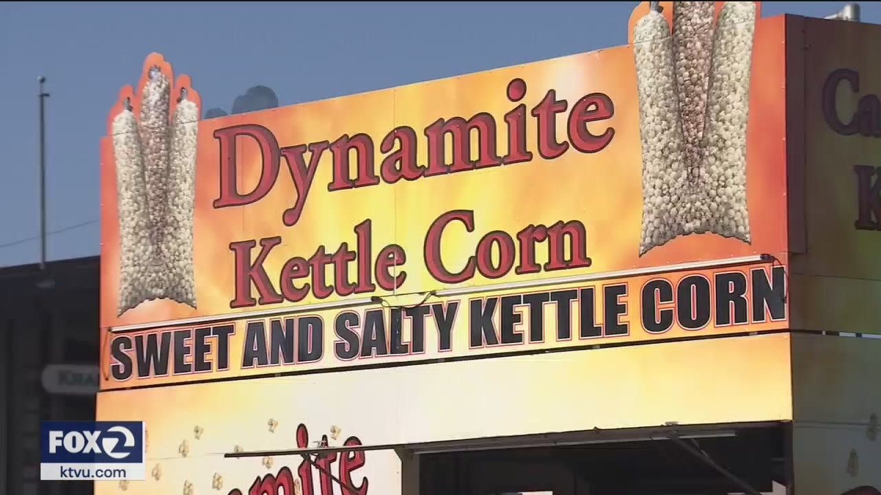 Customers line up in Sonoma County for a fair food frenzy