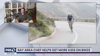 Bay Area chef helps get more kids on bikes