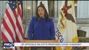 Mayor details proposed COVID budget, case numbers trending in right direction