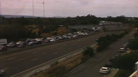 Standoff prompts freeway closure in San Jose