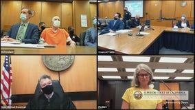 Golden State Killer sentencing