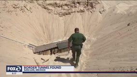 Arizona border patrol officials discover massive tunnel into Mexico
