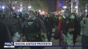 Social justice rallies Friday night in San Jose, Oakland