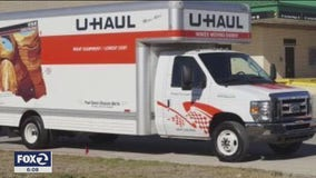 Stolen Castro Valley U-Haul truck contained family's belongings