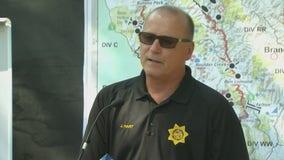 Santa Cruz Co. Sheriff announces arrest into suspect who stole firefighter's wallet