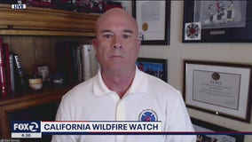 Containment up on California wildfires, but challenges still exist