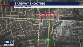 Police identify victim in American Canyon shooting, suspect remains at large