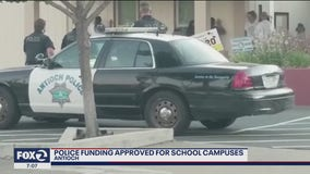 Antioch schools approve hiring six campus police officers