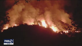 LNU Complex fires force additional evacuations in Napa and Sonoma Counties