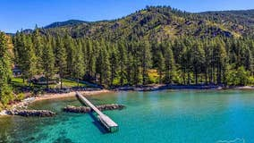 Lake Tahoe cottage with private beach for sale for $20M