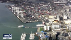 Oakland A's file lawsuit over pollution from Oakland Port tenant Schnitzer Steel