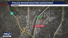 Campbell police investigating shooting as possible attempted murder suicide