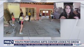 Youth performing arts center adapts performances and rehearsals during pandemic