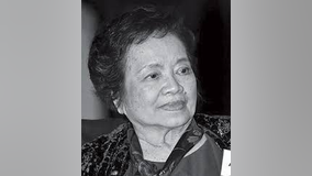 Godmother of Filipino-American politics to be honored with California highway