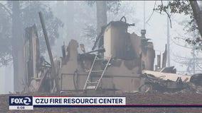 CZU fire resource center opens