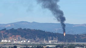 Chevron Richmond Refinery issues community warning following earlier flaring activity