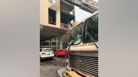 Walnut Creek resident suffers significant burns in condominium fire