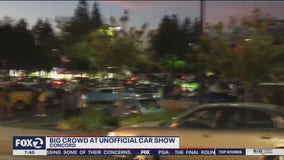 Unofficial car show attracts crowd in Concord