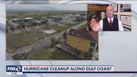 Former FEMA presidential appointee weighs in on extensive hurricane cleanup along the Gulf Coast